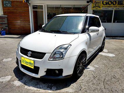 2006年Suzuki Swift 1.5GLX T3包,一手車.全額貸.零頭款