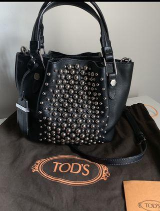 TOD'S micro 'Flower' crossbody bag