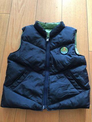 Reversible Kids Winter Jacket