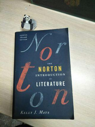 🚚 Norton introduction to literature