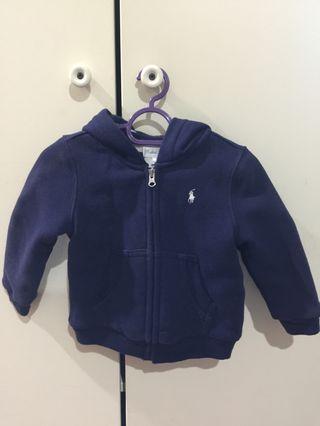 Polo Ralph Lauren set baby sweater