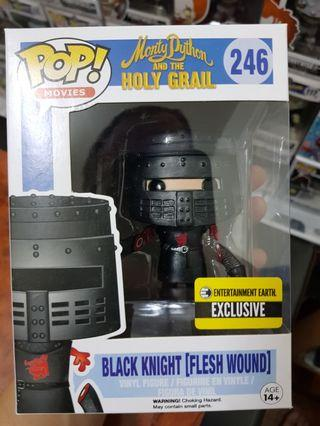 Funko Pop Movies Monty Python and the Holy Grail Black Knight (Flesh Wound)