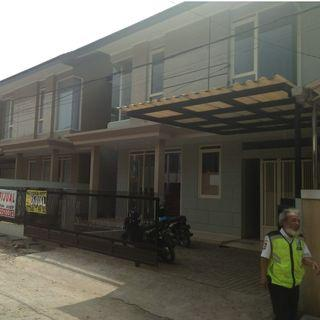 Rumah baru dg arsitektur mewah citra antapani bandung