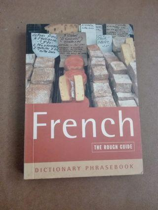 🚚 French Dictionary Phrasebook