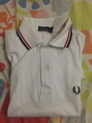 Fred perry polo shirt original ( white )