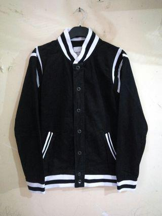 #mauTHR Walrus Studio Varsity Jacket