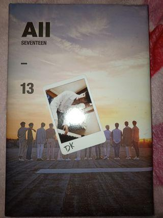 Seventeen Album Al1 (All Version) +POSTER AND FREE PHOTOCARD!