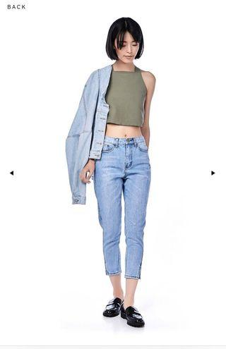 TheEditorsMarket Graham High Waisted Jeans