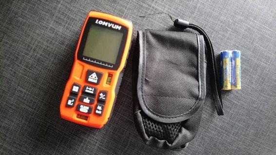激光測距儀(度呎器)