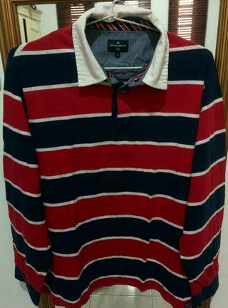 Well Branded Long Sleeves Shirt