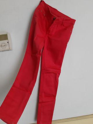 Celana Panjang Zara Vintage