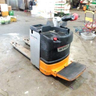 二手英國產電唧車 STILL ECU-SF20 Low lift pallet truck