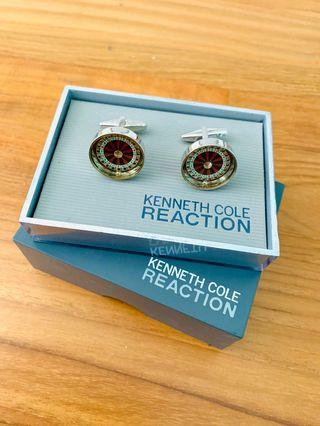 🚚 Brand New Kenneth Cole Reaction Cufflinks