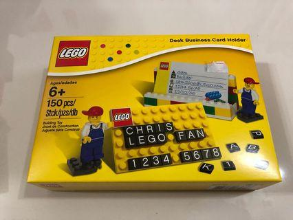 Lego cardholder 咭片座 全新