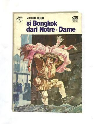 Novel Sastra Si Bongkok dari Notre- Dame #mauthr