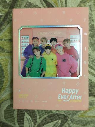 Wts - BTS (4th Muster) - HAPPY EVER AFTER