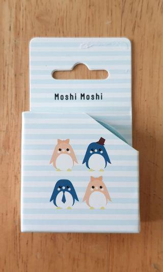 Washi Tape with penguin prints
