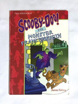 Buku Scooby-Doo #mauthr