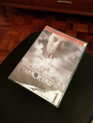 IMORTAL COMPLETE DVD BRAND NEW