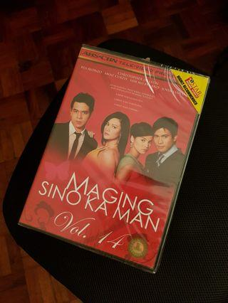 MAGING SINO KA MAN COMPLETE DVD BEA ALONZO ANNE CURTIS