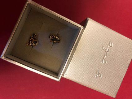 Agnes B Earrings