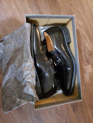 Stacy Adams dress leather dress shoes size 9