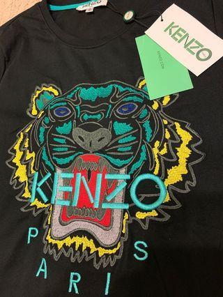 KENZO PARIS T-SHIRT BRAND NEW WITH TAGS