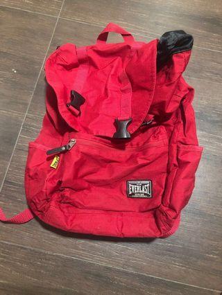 🚚 Everlast backpack