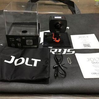 🚚 全新 技嘉  360度 全景 相機 攝影機 JOLT DUO GOPRO SJ4000 INSTA360 行車紀錄器 參