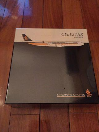 🚚 Celestar A340-300E Singapore Airlines