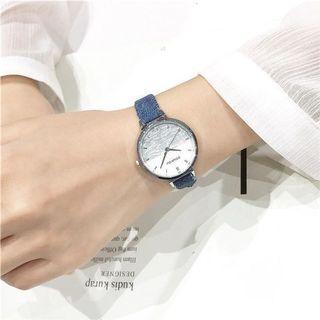 復古簡約手錶