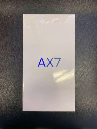 FOR SALE:BRAND NEW OPPO AX7 (FOLD)