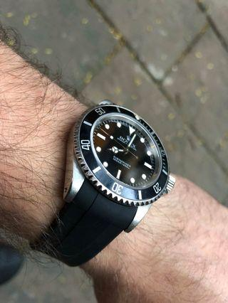 Rubber B for Rolex Submariner 14060M