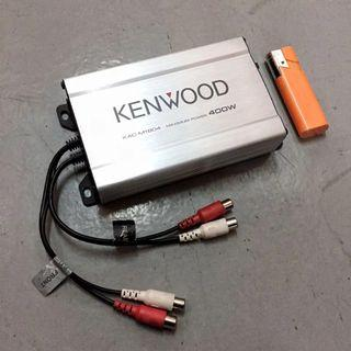 Kenwood Amplifier for Car or Motorcycle