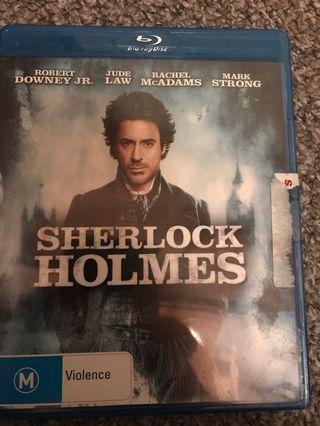 Sherlock Holmes #idoswaps