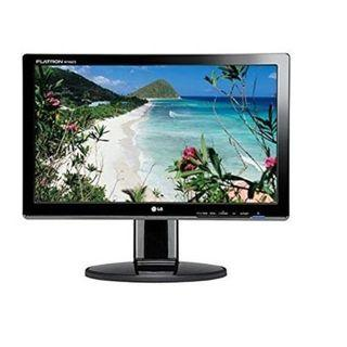 "(Certified Refurbished) LG W1942S 19"" Widescreen Black LCD Monitor 5ms response time"