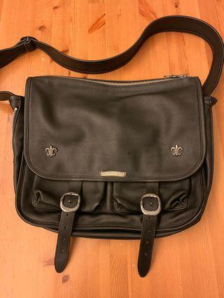Chrome Hearts Leather Bag 大牛皮袋