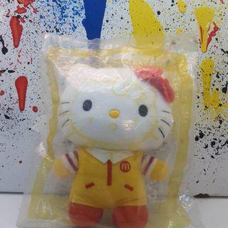 RonaldMacDonald × Hello Kitty
