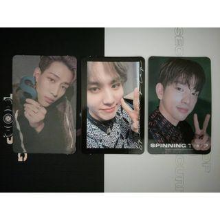 WTT/WTS> GOT7 Spinning Top Photocards