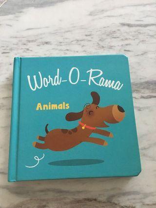 🚚 Children's Book animals