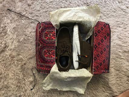 VISVIM FBT TWO TONE MURAH ORIGINAL not nike adidas vans converse