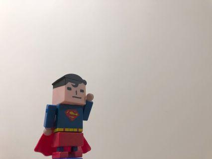 超人 麥當勞(Mcdonald's)Justice League超級英雄團隊公仔