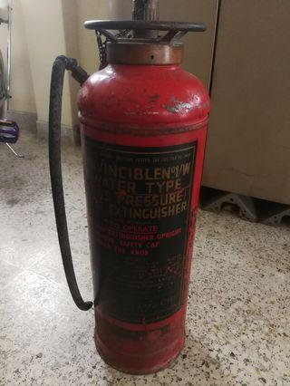 1961 George Angus & Co Ltd Fire Extinguisher