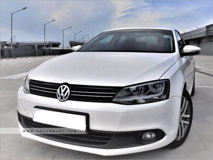 VW Jetta 2013 for lease