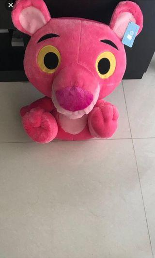 🚚 Soft Toy - pink panther