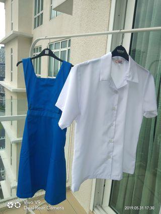 School Uniform (Pakaian Seragam Sekolah)