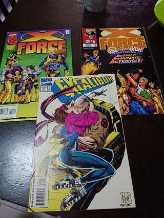X-Force/Excalibur Bundle
