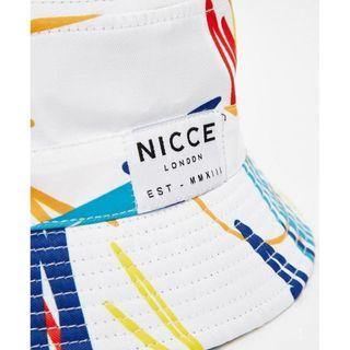 NEW Nicce London Nicce Scribble Bucket Hat   全新 Nicce London 漁夫帽