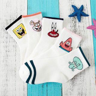 Spongebob high socks