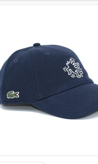Lacoste x keith haring cap
